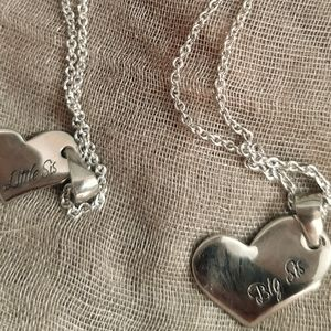 Big Sis Little Sis Necklace